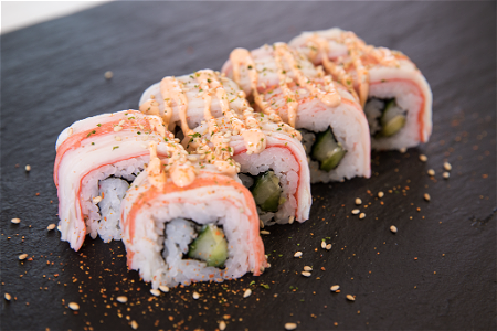Foto Spicy California Roll