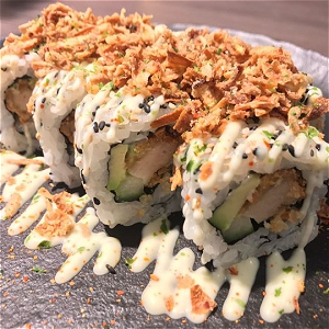 Foto Crispy Chicken Roll