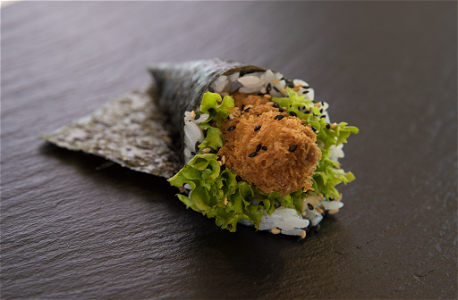 Foto Fried Ebi Handroll