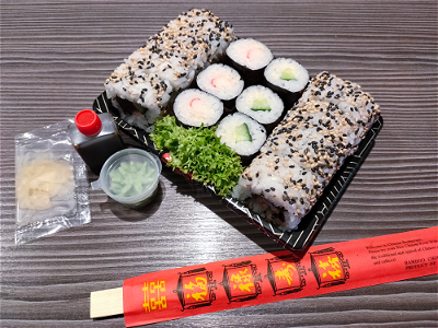 Foto Sushi for one B